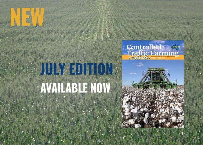 Controlled Traffic Farming Association